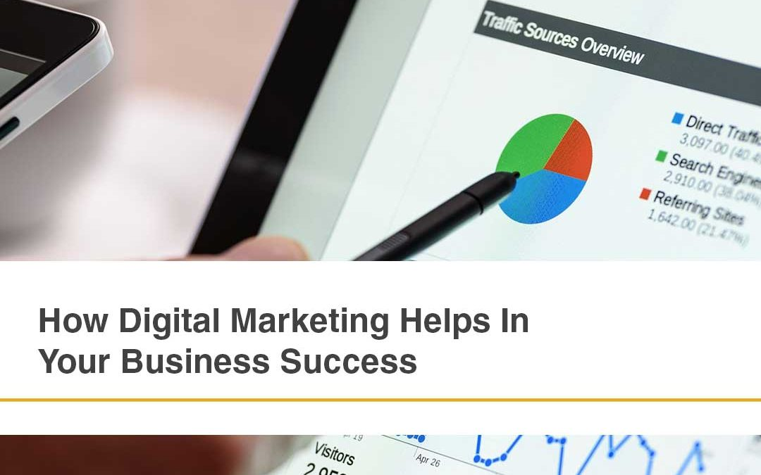 How Digital Marketing Helps In Your Business Success
