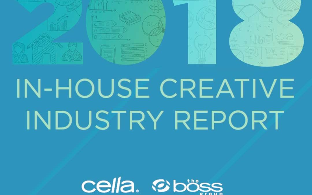 2018 In-House Creative Industry Report [Infographic]