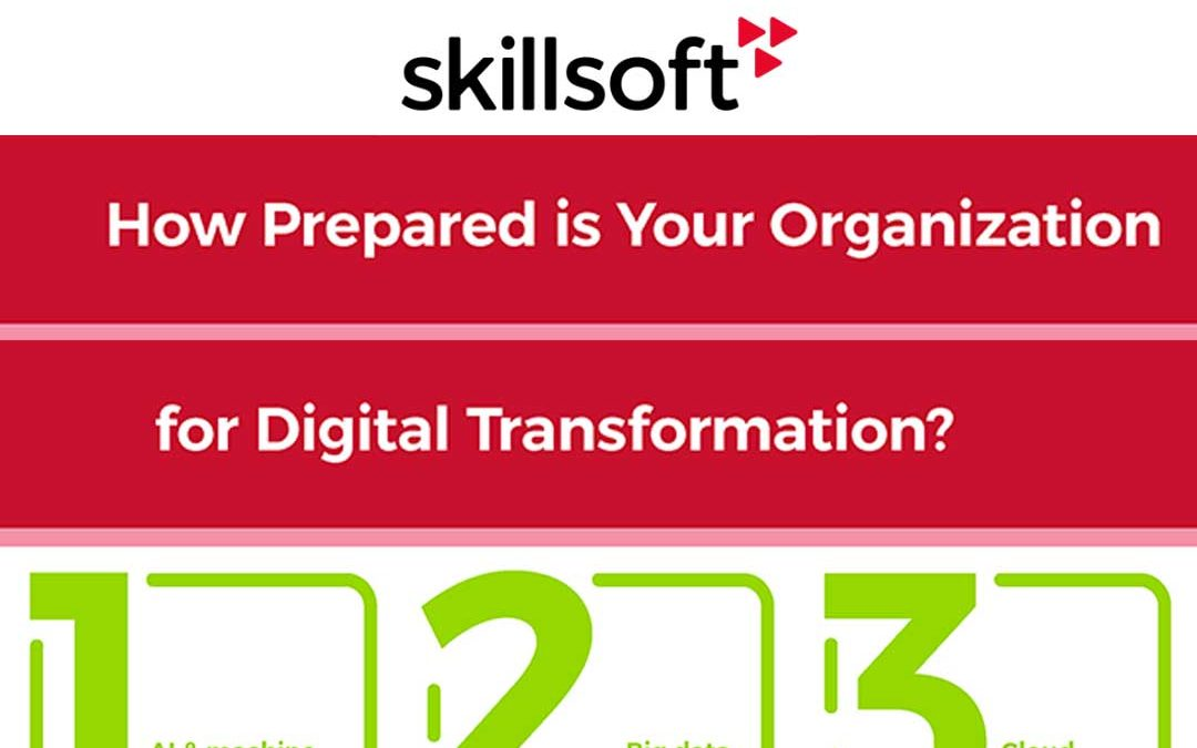 Do You Master the Digital Transformation Challenge in your Organization?