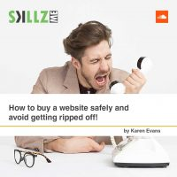 How to buy a website safely and avoid getting ripped off!