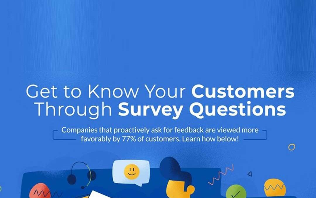 Customer Satisfaction Surveys: Questions You Can Ask [Infographic]