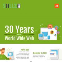 Happy Birthday - 30 Years of World Wide Web [Infographic]