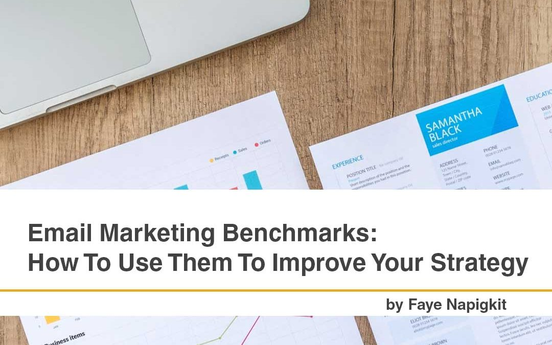 Email Marketing Benchmarks: How To Use Them To Improve Your Strategy