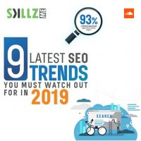 Nine SEO Trends You Must Watch Out For 2019 [Infographic]