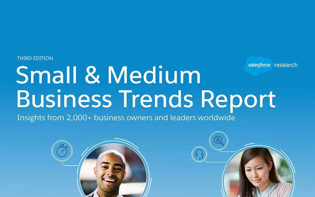 2019 Report – Small and Medium Business Trends [Infographic]