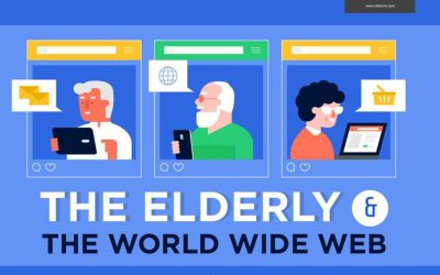 How the World Wide Web Is Benefiting Seniors [Infographic]
