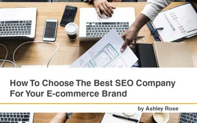 Your E-commerce Brand Needs The Best SEO Company
