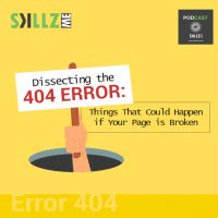 404 Errors: Things That Could Happen [Gifographic]