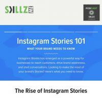 Instagram Stories 101: What Marketers Need to Know [Infographic]