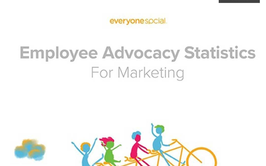 Employee Advocacy Program Statistics for Marketers [Infographic]