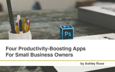 Four Productivity-Boosting Apps For Small Business Owners