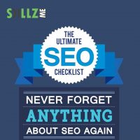The Ultimate 2019 SEO Checklist [Infographic]