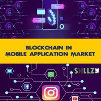 Blockchain In Mobile Application Market [Infographic]