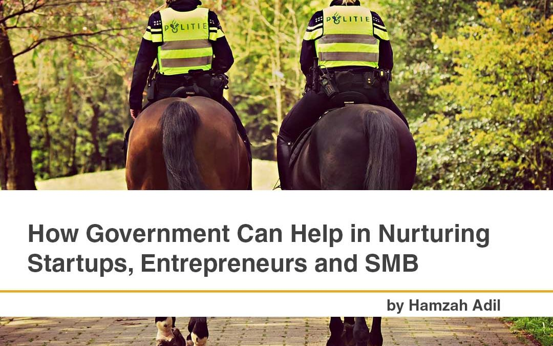 Is Nurturing Startups and SMBs Essential for Governments?