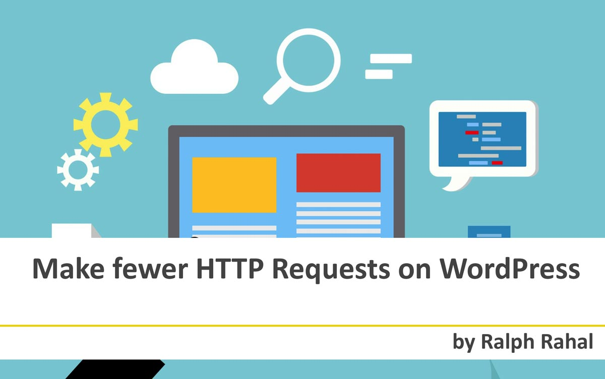 Make fewer HTTP Requests on WordPress [Infographic]