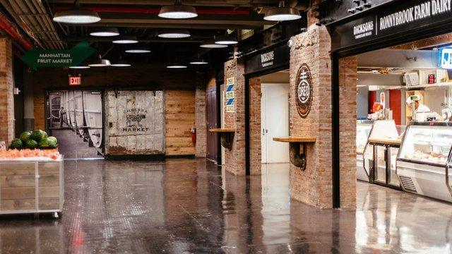 brick-and-mortar store