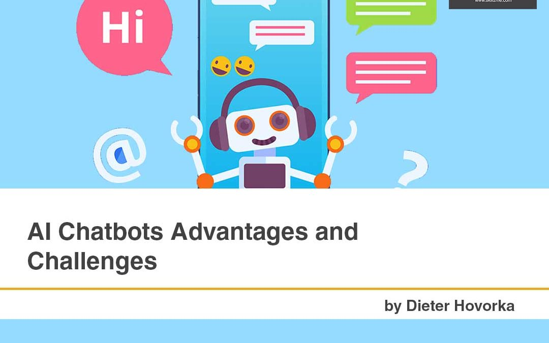 AI Chatbots Advantages and Challenges [Infographic]