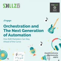 Marketing Automation: What is Orchestration [Infographic]
