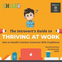 The Introvert Guide To Thriving at Work [Infographic]