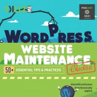 WordPress Maintenance Best Practices [Infographic]