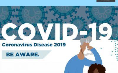 COVID-19 Coronavirus Disease 2019: Be aware [Infographic]