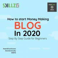 Beginner Guide: How to Start a Blog in 2020 [Infographic]