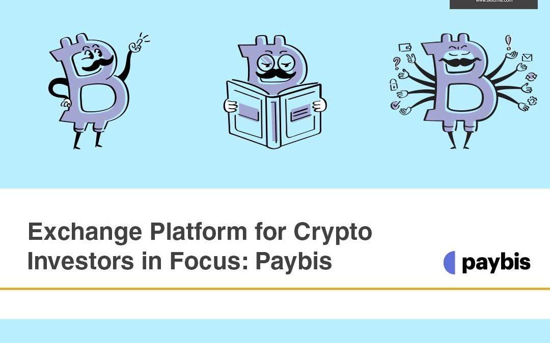 Exchange Platform for Crypto Investors in Focus: Paybis