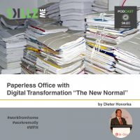 "Paperless Office with Digital Transformation ""The New Normal"""