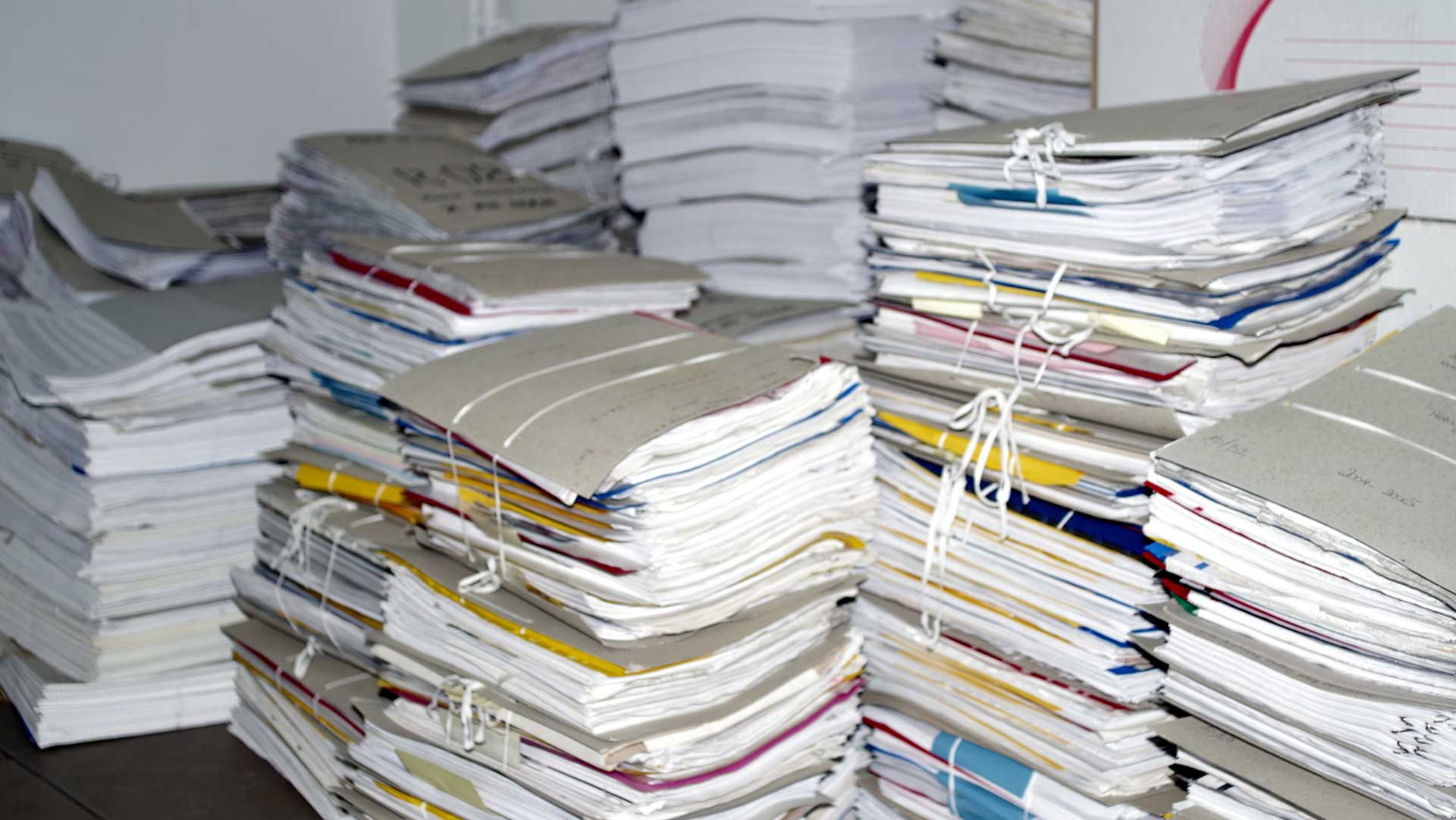 Paperless Office Electronic Document Archive