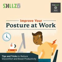 How to Improve your Posture at Work [Infographic]