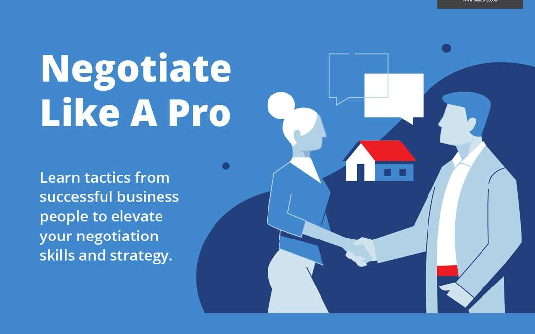 How to Negotiate According to the Experts [Infographic]