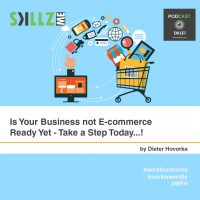 Is Your Business not E-commerce Ready Yet - Take a Step Today...!