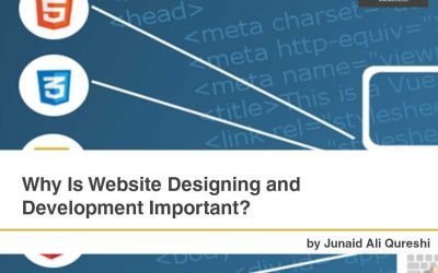 Why is Website Designing and Development important?