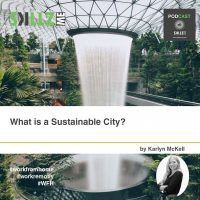 What Is A Sustainable City? [Gifographic]