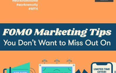 9 Ways to Use FOMO Marketing [Infographic]