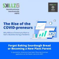 The Rise of Entrepreneurship Alongside COVID-19 [Infographic]
