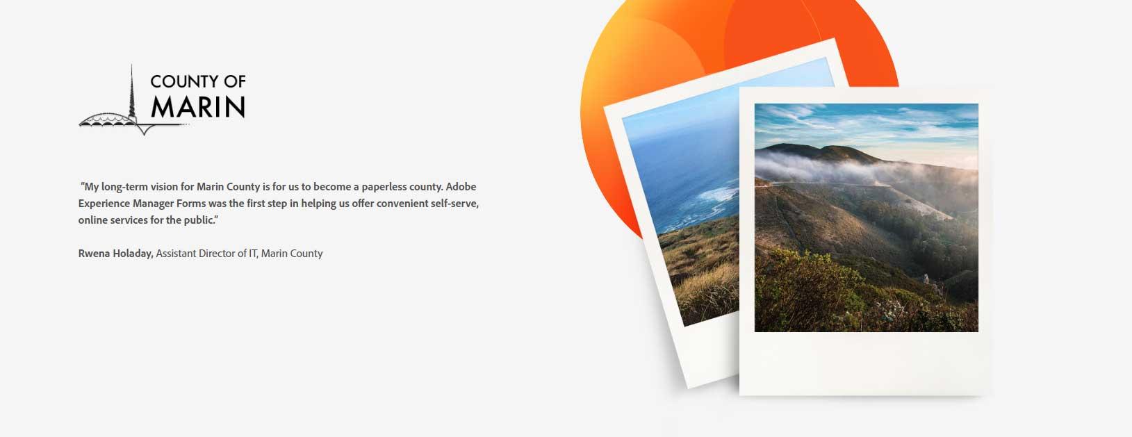 Adobe AEM Forms Success Story