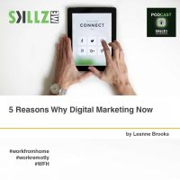 5 Reasons Why Digital Marketing Now