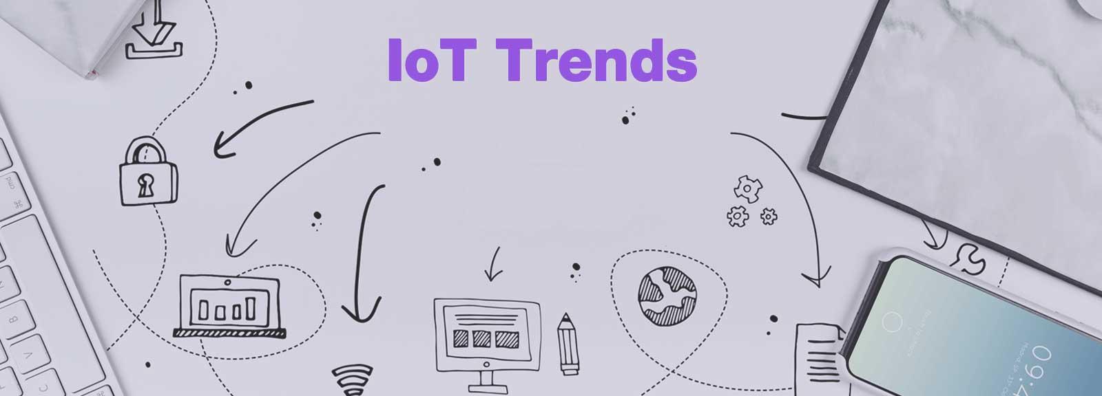 IoT Trends banner