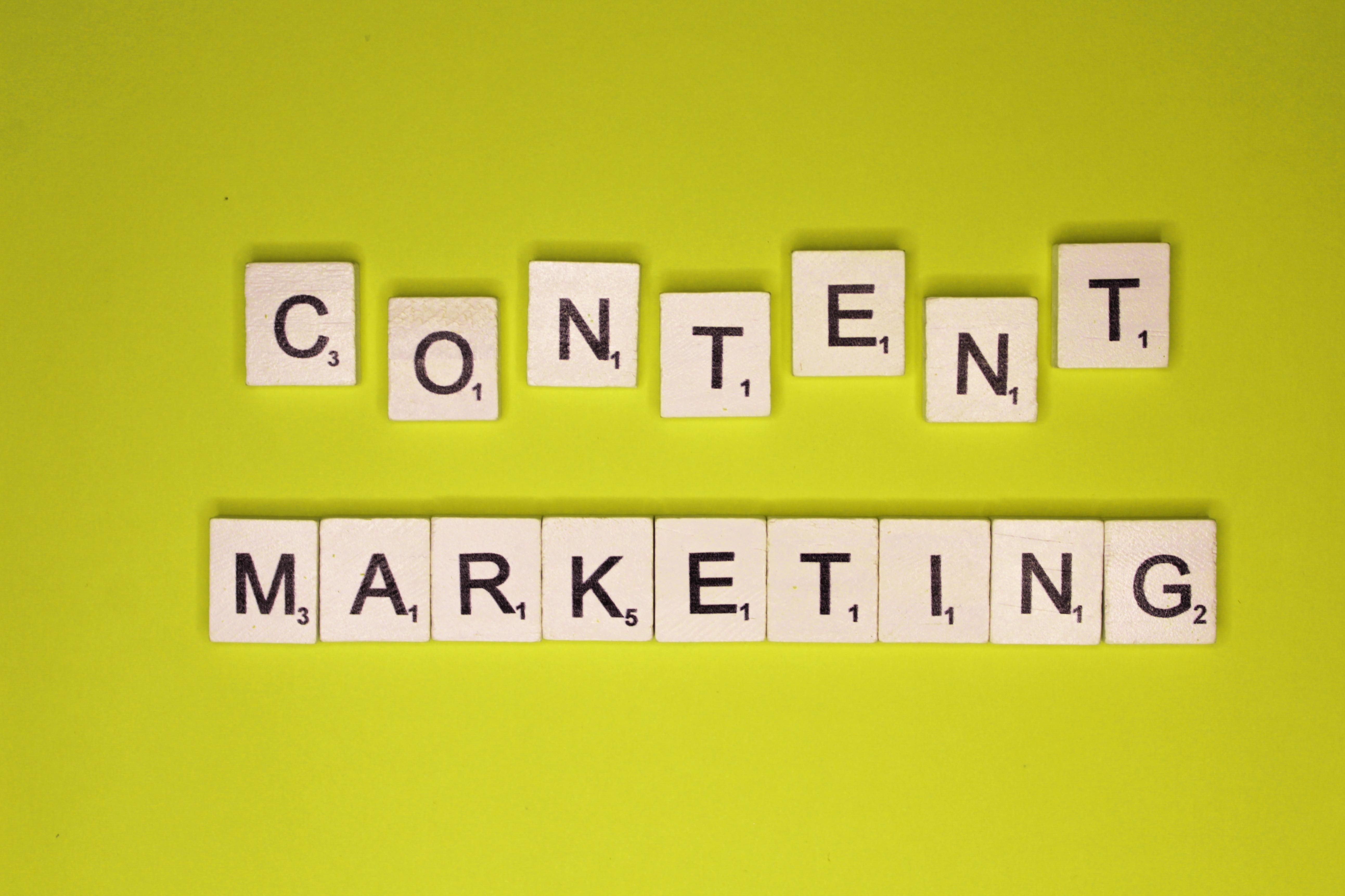 Content Marketing Types Of Digital Marketing