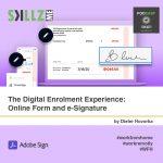 Hero Image The Digital Enrolment Experience
