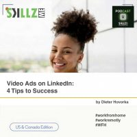 Video Ads on LinkedIn: 4 Tips to Success [Infographic]