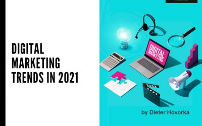 9 Digital Marketing Trends in 2021 for Your Ecommerce Business