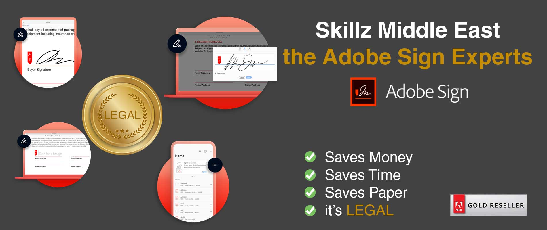Adobe Sign Experts